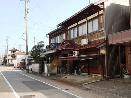 26 10 石川 加賀 大聖寺の町並み 1