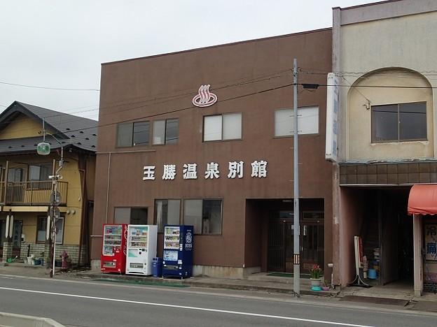 写真: 27 7 青森 東北町 玉勝温泉 別館