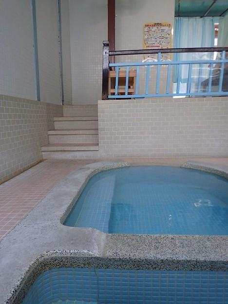 写真: 28 12 熊本 日奈久温泉 鏡屋旅館 10