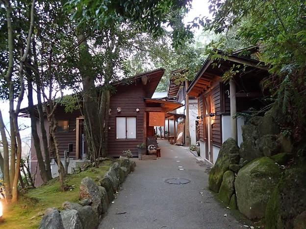 写真: 28 12 福岡 みのう山荘 1