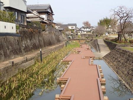 熊本 玉名の町並み