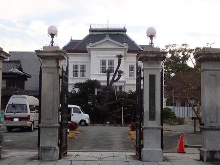 28 12 福岡 柳川 立花伯爵邸・守衛所 1
