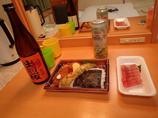 写真: 29 GW 山形 鶴岡 ビジネスホテル白樺 4