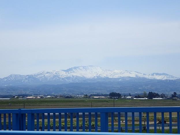 写真: 29 GW 山形 鶴岡 月山の風景 1