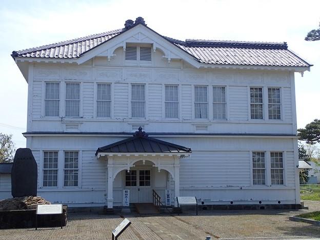写真: 29 GW 山形 鶴岡 東田川郡役所 1