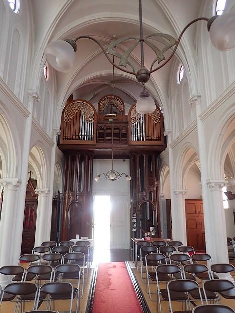 写真: 29 GW 山形 鶴岡カトリック教会 2
