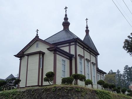 29 GW 宮城 日本聖公会 金成ハリストス教会 3