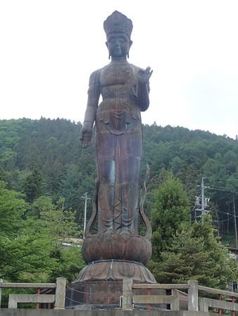 長野 湯田中温泉の町並み&共同湯