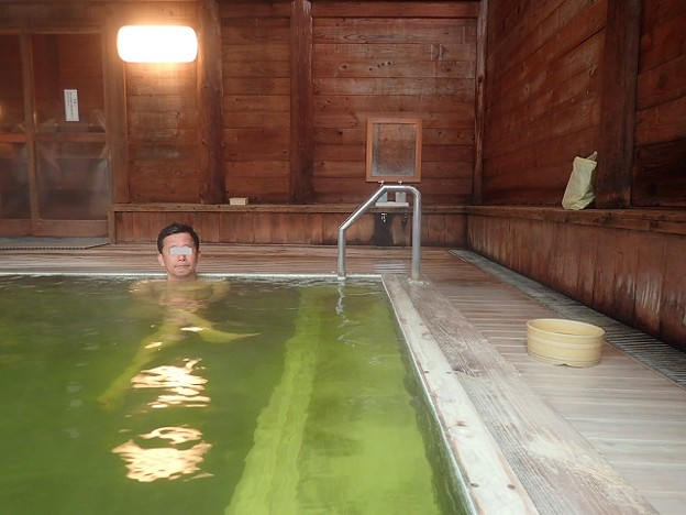 写真: 29 5 長野 熊の湯温泉 熊の湯ホテル 6