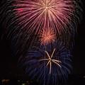 写真: 鹿島市民納涼花火大会♪