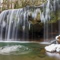 写真: 鍋ヶ滝♪