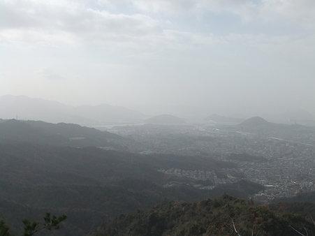 岩屋観音からの眺望