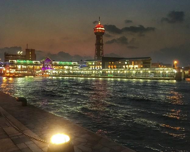 Photos: HAKATA埠頭