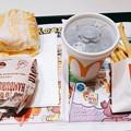 写真: 昼ごはん300円