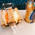 写真: 新幹線ご飯