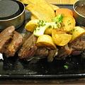 Photos: 大蒜ステーキ