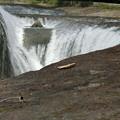 写真: 吹割の滝