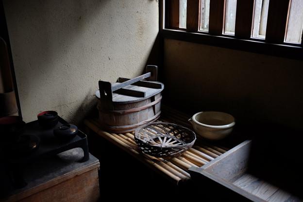 旧折井家の台所