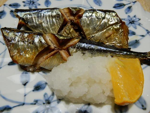 2017.9.10 初秋刀魚