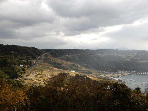 2017.12.11 大浦棚田と漁港
