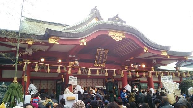 西宮えびす神社 十日えびす(1)