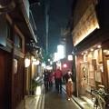 写真: 京都 路地
