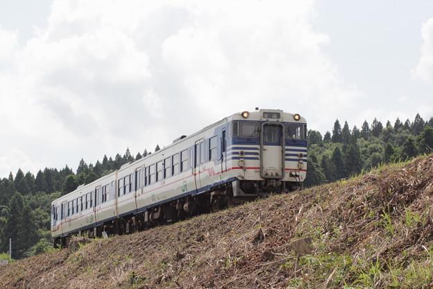 磐越西線 キハ47