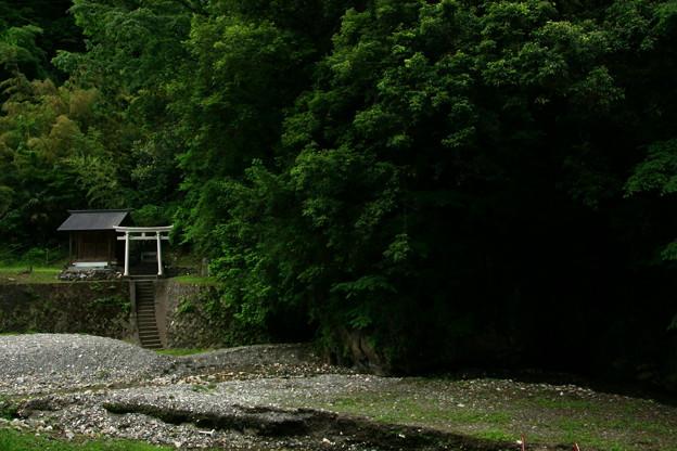 Photos: 681 諏訪の水穴