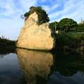 写真: 笠置島 日立市