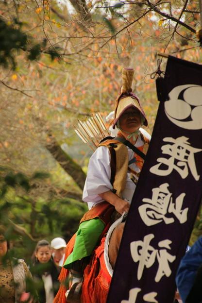 Photos: 日立市 大久保鹿嶋神社の流鏑馬