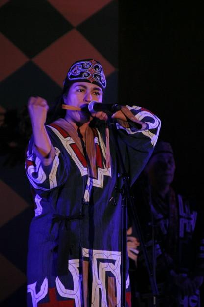 アイヌ古式舞踊 郷土芸能大祭1