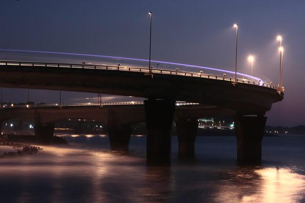 写真: 旭高架橋 日立バイパス