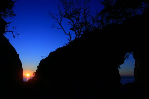 写真: 357 太田尻海岸 日立市