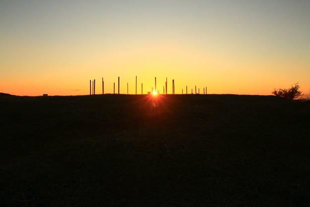 写真: きららの里 モンゴルの丘