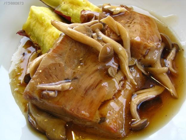 三元豚の角煮
