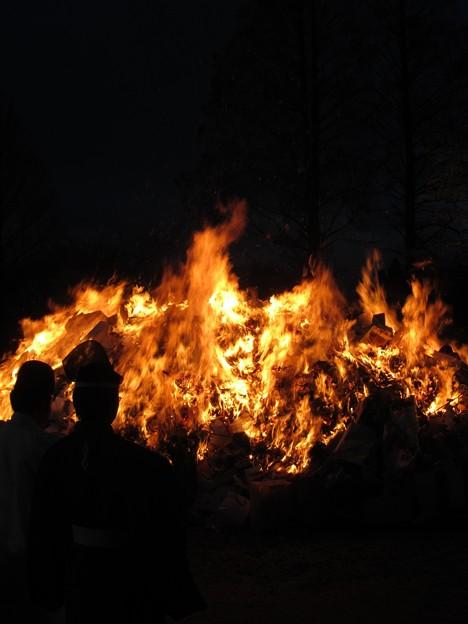 27.1.14志波彦神社・ 鹽竈神社どんと祭