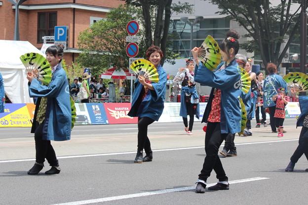 29.7.22夏まつり仙台すずめ踊り(その4)
