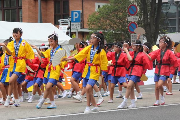 29.7.22夏まつり仙台すずめ踊り(その10)