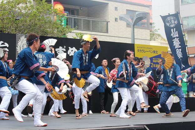 29.7.22夏まつり仙台すずめ踊り(その15)