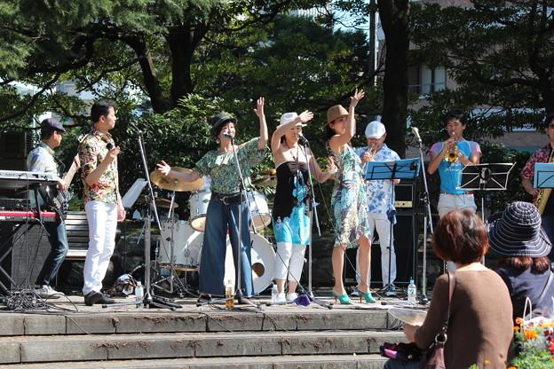 29.9.9第27回定禅寺ストリートジャズフェスティバルin仙台