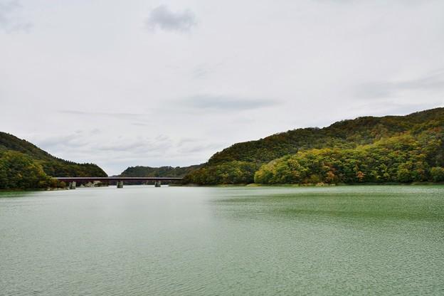 入畑ダム 171018 (5)