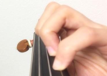 中野・江古田 バイオリン 個人レッスン ヴィオラ 吉瀬弥恵子 ワイズ音楽教室 左手pizz中