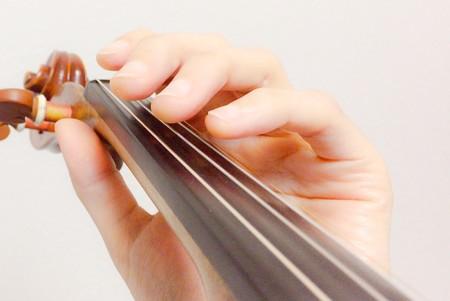 左手の親指の位置3 東京・中野・練馬・江古田、ヴァイオリン・ヴィオラ・音楽教室