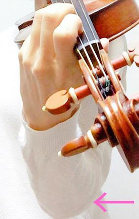 左手の形5 東京・中野・練馬・江古田、ヴァイオリン・ヴィオラ・音楽教室