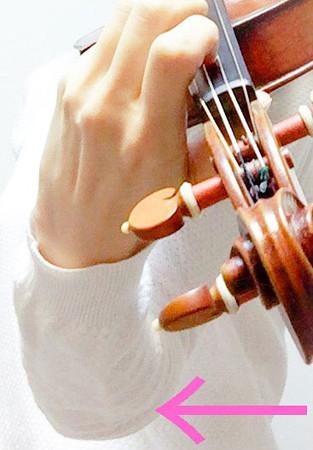 左手の形6 東京・中野・練馬・江古田、ヴァイオリン・ヴィオラ・音楽教室