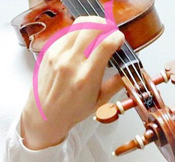 左手の形8 東京・中野・練馬・江古田、ヴァイオリン・ヴィオラ・音楽教室