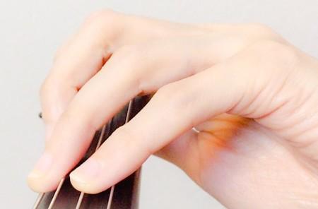 左手の指の形2 東京・中野・練馬・江古田、ヴァイオリン・ヴィオラ・音楽教室