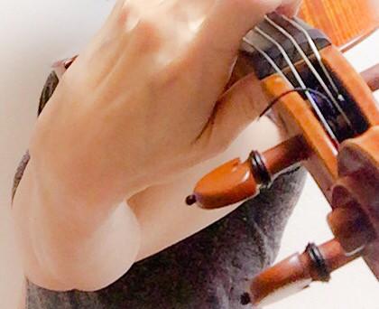 左手の指の形9 東京・中野・練馬・江古田、ヴァイオリン・ヴィオラ・音楽教室