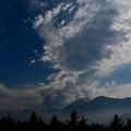 写真: 気ままな雲さんたち