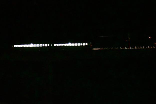 写真: 銀河鉄道♪